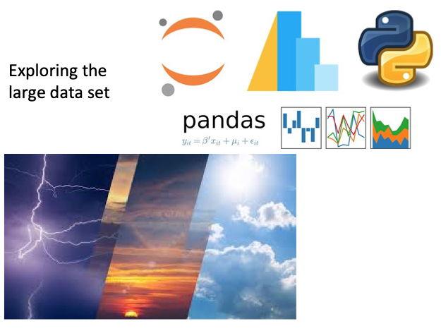 Mathematics Large Dataset Python Project