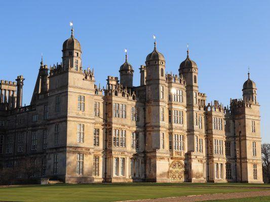 Elizabethan Architecture - Historic Environment: 2022