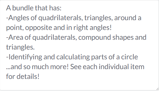 KS2 Mega Geometry Bundle (games, differentiated, answer sheets)