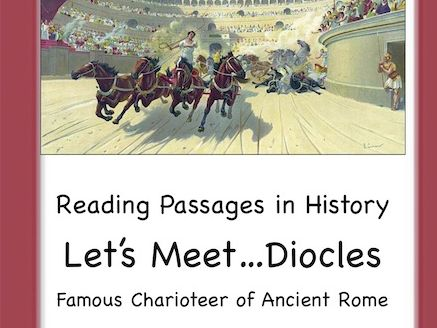 Diocles: Famous Charioteer of Ancient Rome(A Reading Passage)