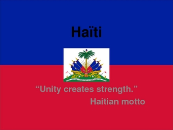 Haiti PowerPoint in English