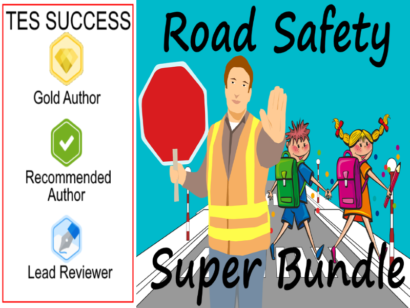 Road Safety and Car Free Bundle