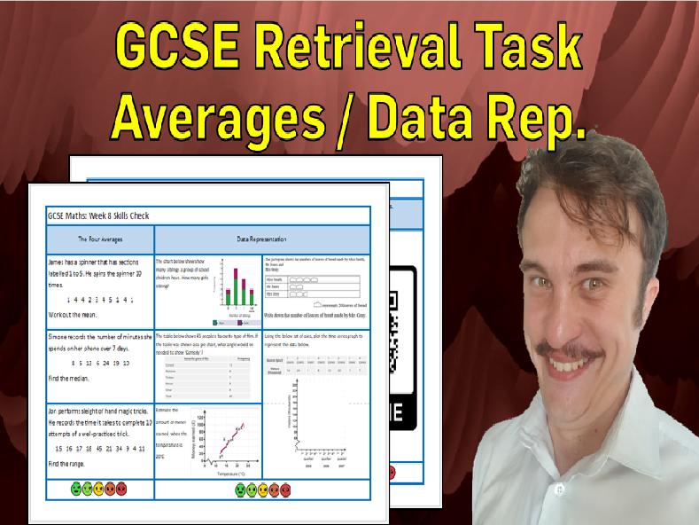 Averages and Data Representation GCSE Foundation/Resit Retrieval Sheet
