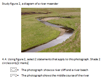 River Landscapes of the UK Exam GCSE 9-1