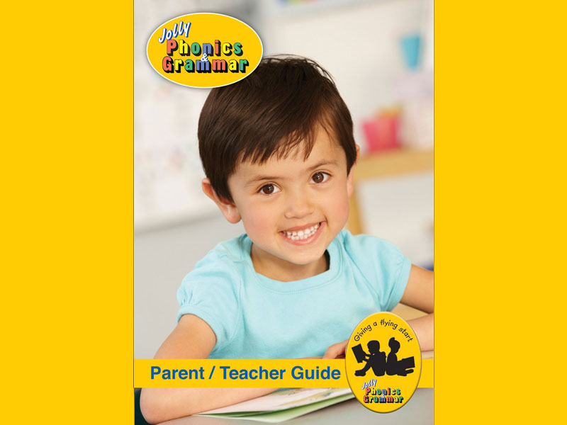 Jolly Phonics & Grammar Parent/Teacher Guide