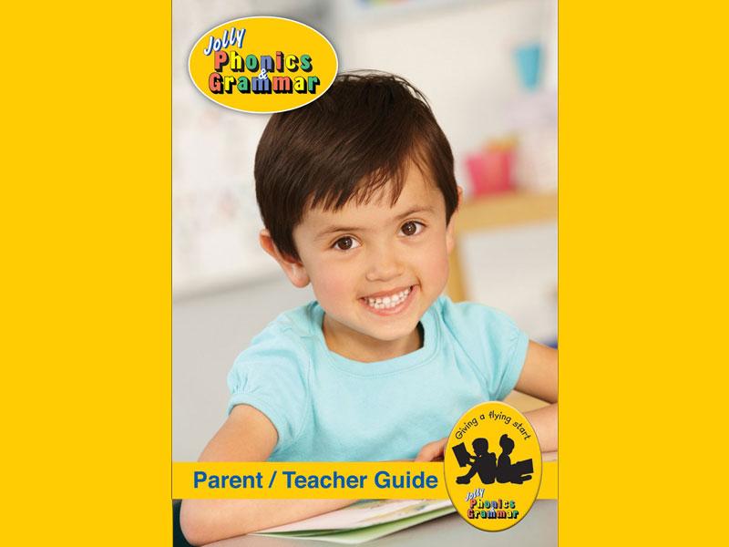 Jolly Phonics & Grammar Parent/Teacher Guide