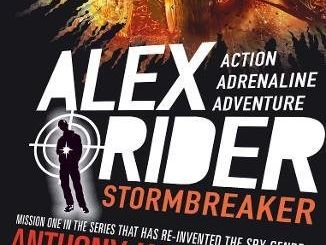 Writing Year 6 - Stormbreaker