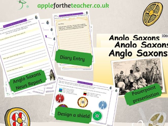 Anglo Saxon Resource Bundle KS2