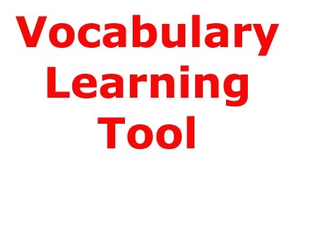 Vocabulary Learning Helper
