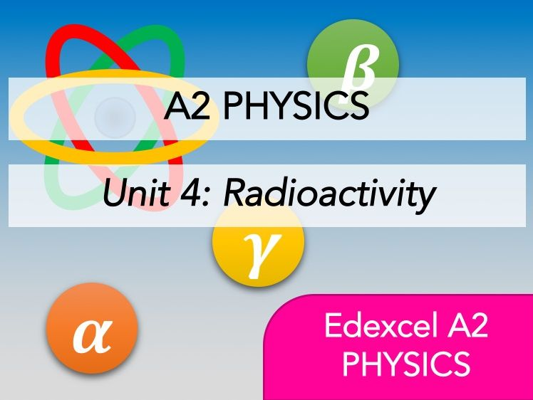 Edexcel A2 Physics - Radiation - Whole Course Content - Revision, Questions, Notes