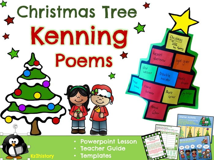 Christmas Poetry: Kennings