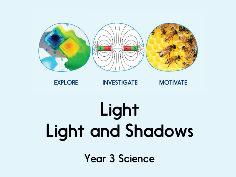 Light Light And Shadows Year 3 By Hamiltontrust Teaching