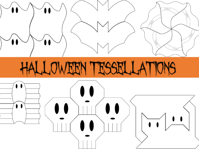 Halloween Maths - Tessellations