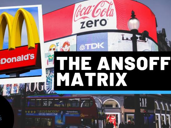 The Ansoff Matrix | Video & Activity Sheet