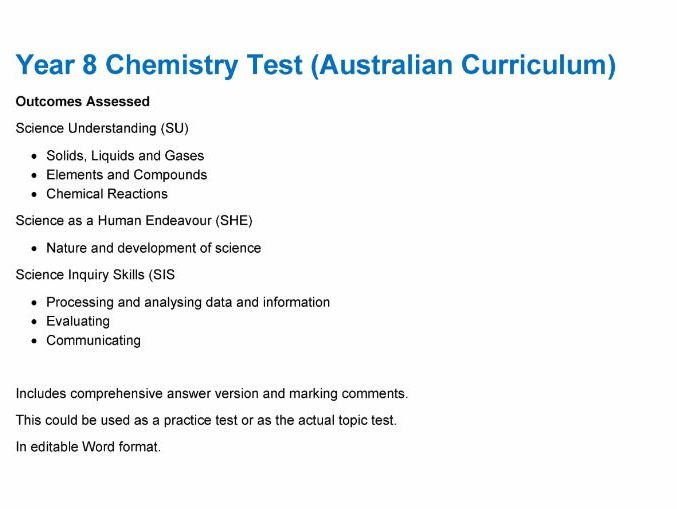 Chemistry test questions custom paper writing service chemistry test questions urtaz Image collections