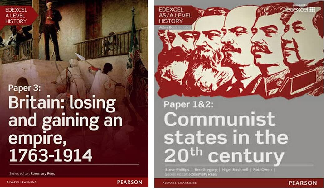 Edexcel A-Level History Complete Revision Notes - USSR + GDR + Britain
