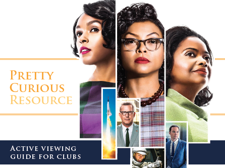 Hidden Figures viewing guide for clubs