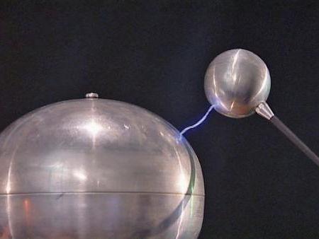 KS3 -  Electrostatics & Van Der Graff