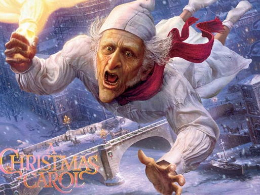 GCSE English Literature 9-1: A Christmas Carol- Characters- The Christmas Ghosts