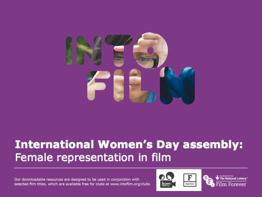 International Women's Day 11-16: Female representation on film