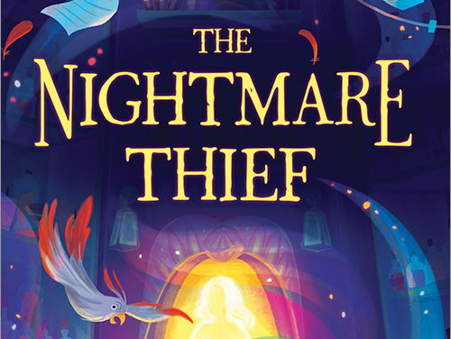 The Nightmare Thief Discussion Guide