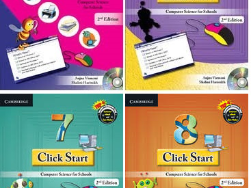 Cambridge Click Start Computer / ICT Book Lesson Plan (Class 5 - 8)
