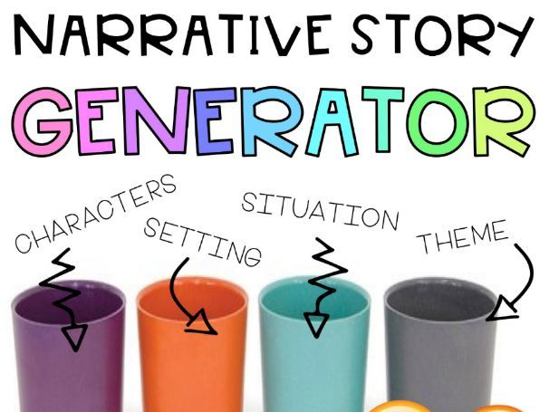 Narrative / Story Idea Generator