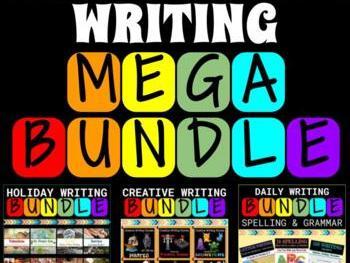 Writing MEGA Bundle
