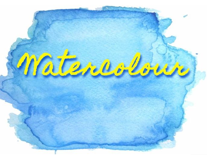 Watercolour, GCSE Art Resource for Theory Lecture on Watercolour, Watercolor
