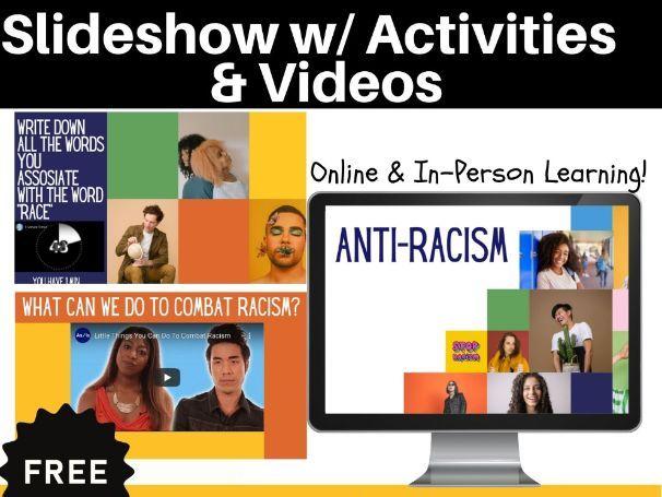 Anti-Racism Powerpoint
