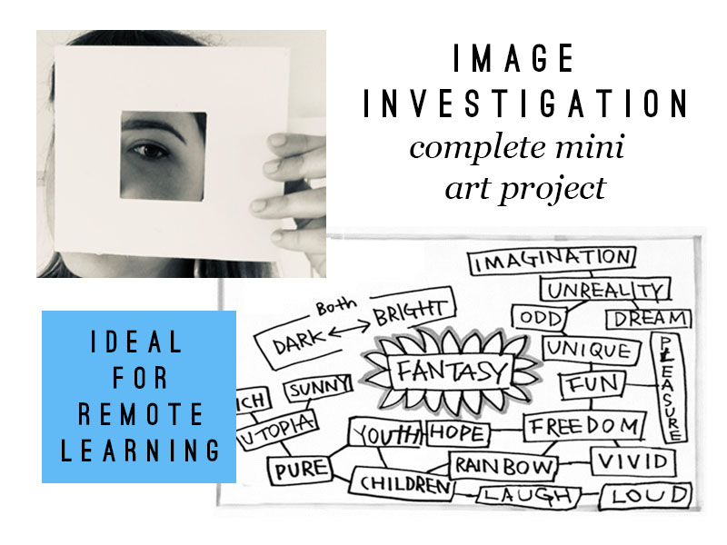 Complete Mini Art Project: Image Investigation and Making