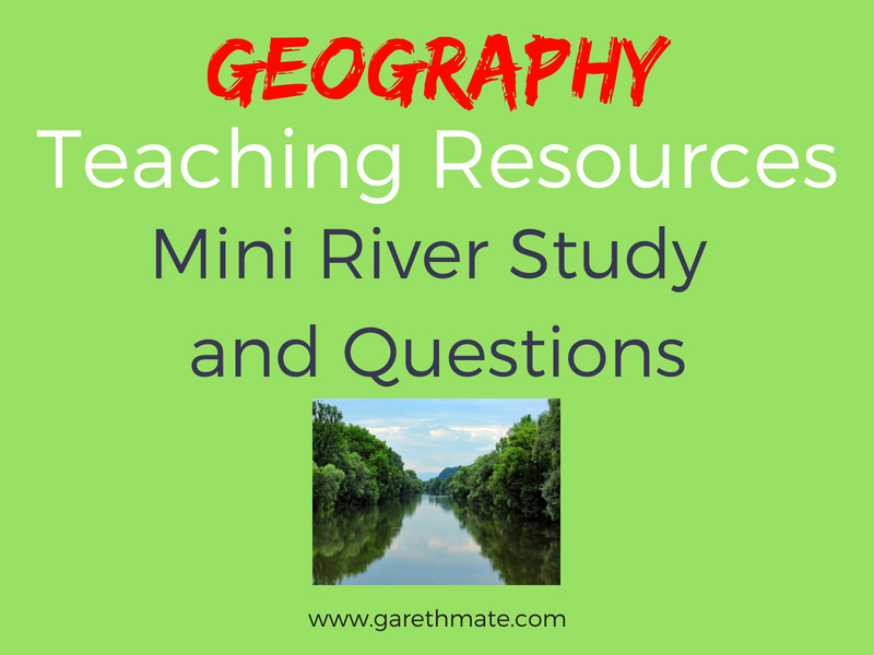 River Study and Questions