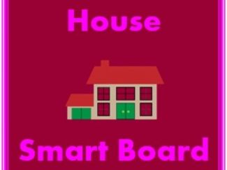 Casa (House in Italian) Smartboard Activities