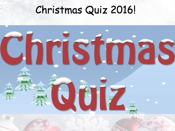 Christmas Film Quiz by hammyr - Teaching Resources - Tes