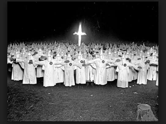Ku Klux Klan Lesson