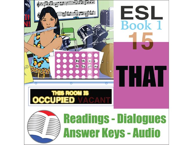 ESL Readings & Exercises Book 1-15