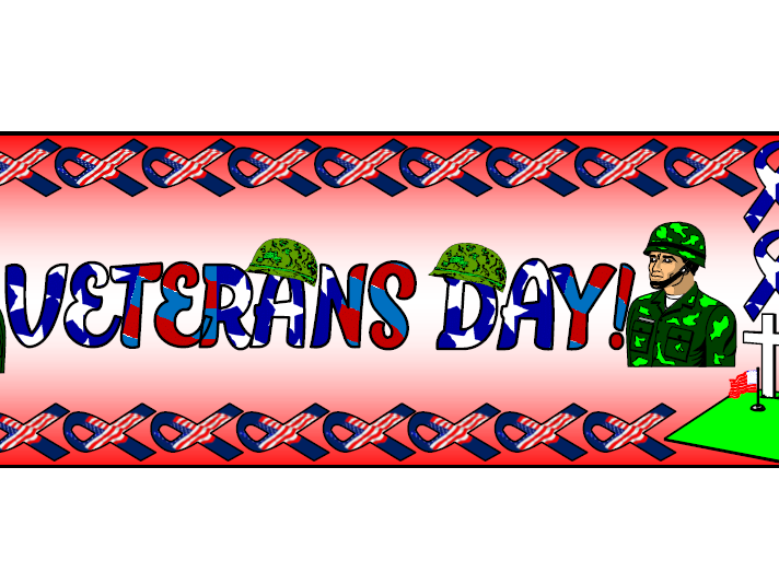 Veterans Day Themed Pack