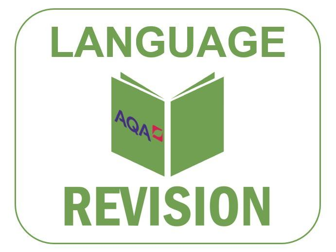 AQA English Language Paper One Revision