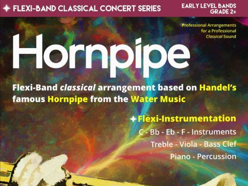 Hornpipe  (Flexi-Band Score & Parts)