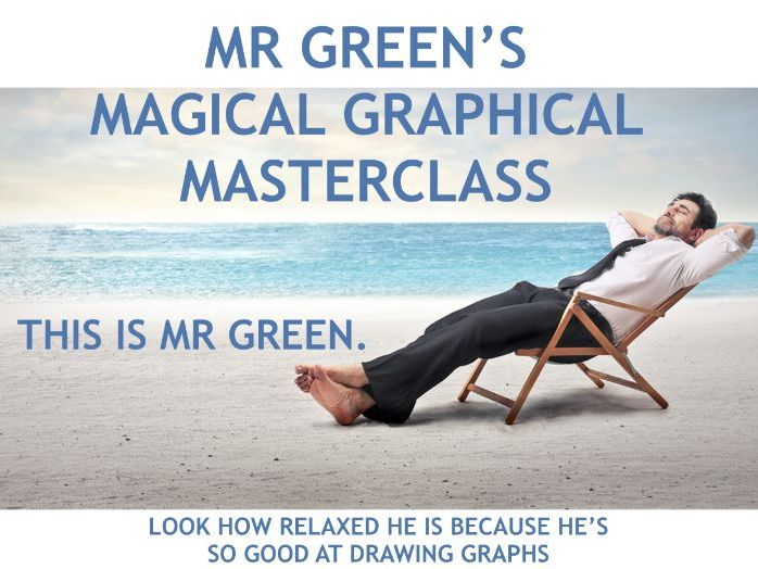 Mr Green's Magical Graphical Masterclass