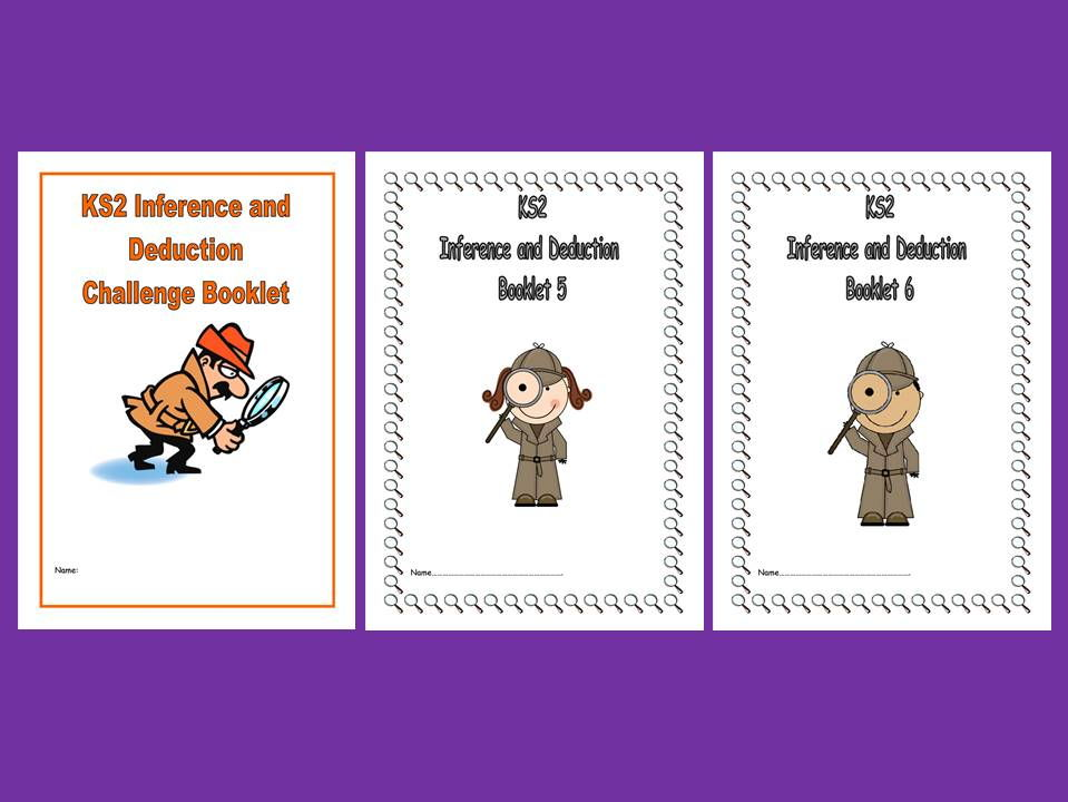 Ks2 Reading For Inference Bargain Bundle 2 By Jessplex