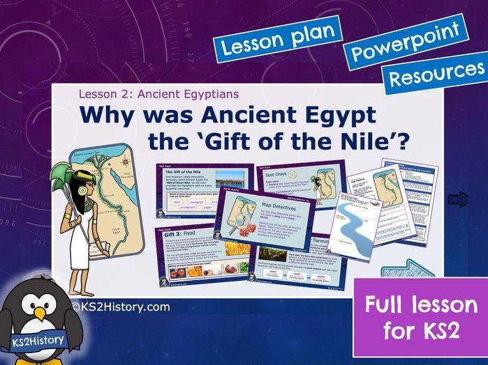 River Nile: Ancient Egypt