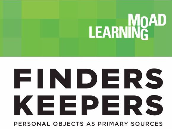 Finders Keepers - personal objects as primary sources. Upper primary: Neville Bonner