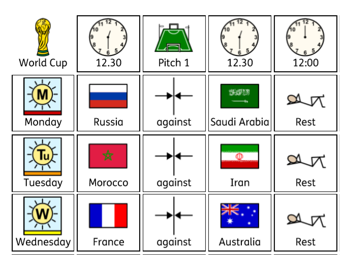 Run your own World Cup 2018 in school. EVERYTHING that you need! PE, lunchtime, reward, fun!!