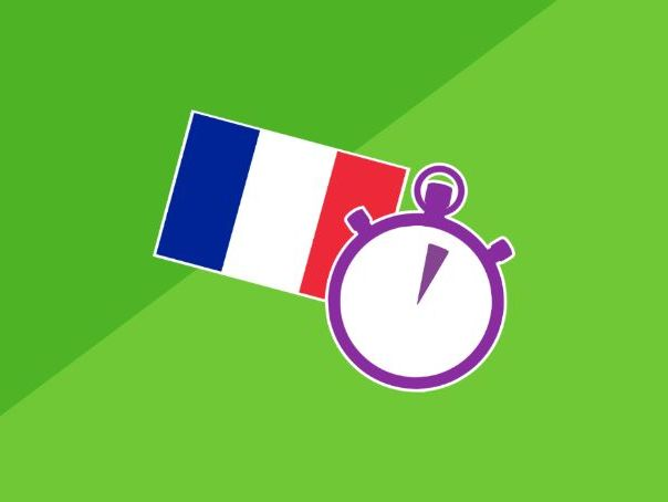 3 Minute French - Lessons 1-9