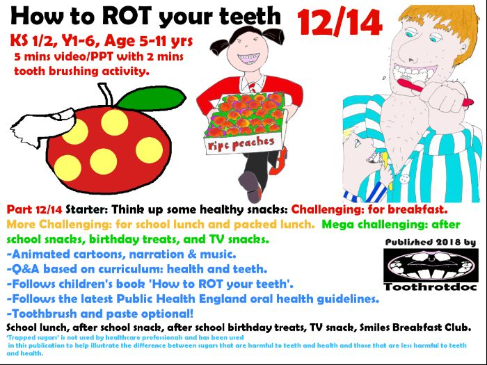 12/14 two minute tooth brushing animated ppt