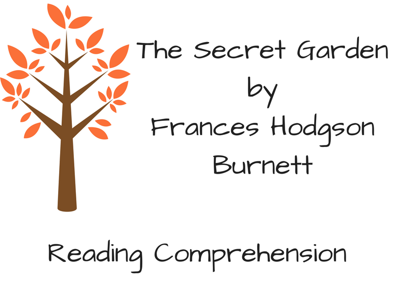 The Secret Garden - Reading Comprehension