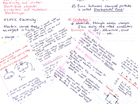 Bundle 2 - Electricity and Electrostatics - Teachers Note