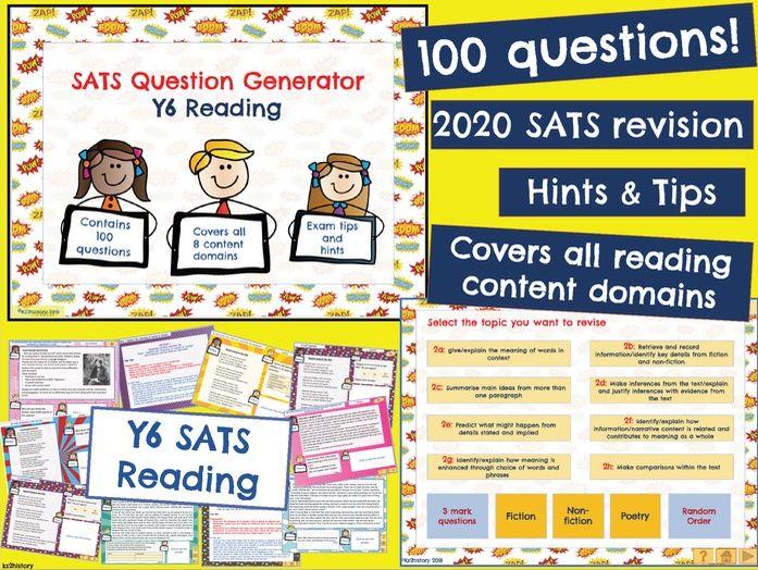 SATS Reading Revision