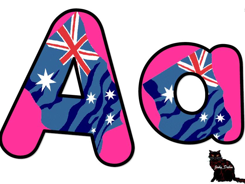 Flag of Australia Themed Pack